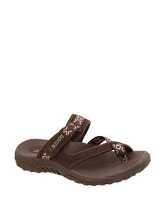 Skechers Chocolate Sport Sandals