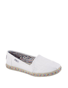 Skechers BOBS Flexpadrille Rainbow Light Shoes – Ladies