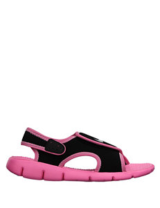 Nike Sunray Adjust Athletic Sandals – Toddler Girls 5-10