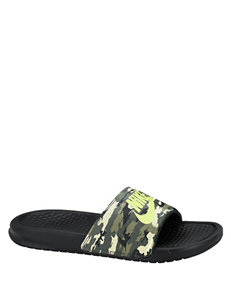 Nike Benassi JDI Slide Sandals – Boys 1-7