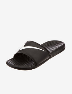 Nike Black Sport Sandals