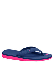 Nike® Celso Girl Thong Sandals – Ladies