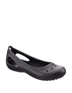 Crocs Kadee Flats – Girls 13-5