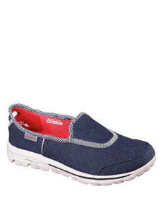 Skechers® GOwalk Prime Athletic Shoes – Ladies