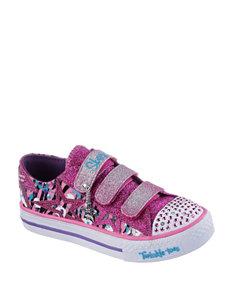Skechers® Shuffles Glitter N Glitz Casual Shoes – Girls 11-3