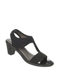 Life Stride Carleigh Heeled Sandals – Ladies