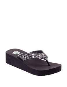 Yellow Box Africa Thong Sandals – Ladies