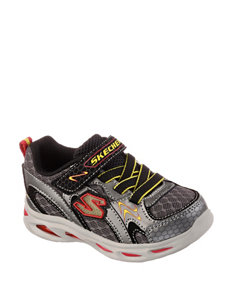 Skechers® Ipox Rayz Light-up Athletic Shoes – Boys 11-3
