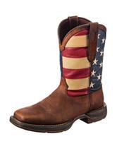 Rebel by Durango Patriotic Western Boots – Men's