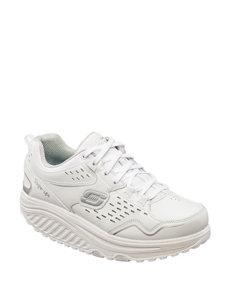 Skechers White