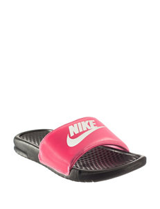 Nike Benassi JDI Slide Sandals – Girls 1-7