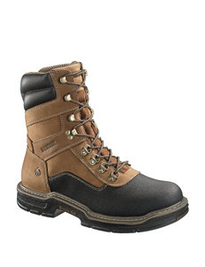 Wolverine Corsair Waterproof 8 Inch Composite-Toe Boots – Men's