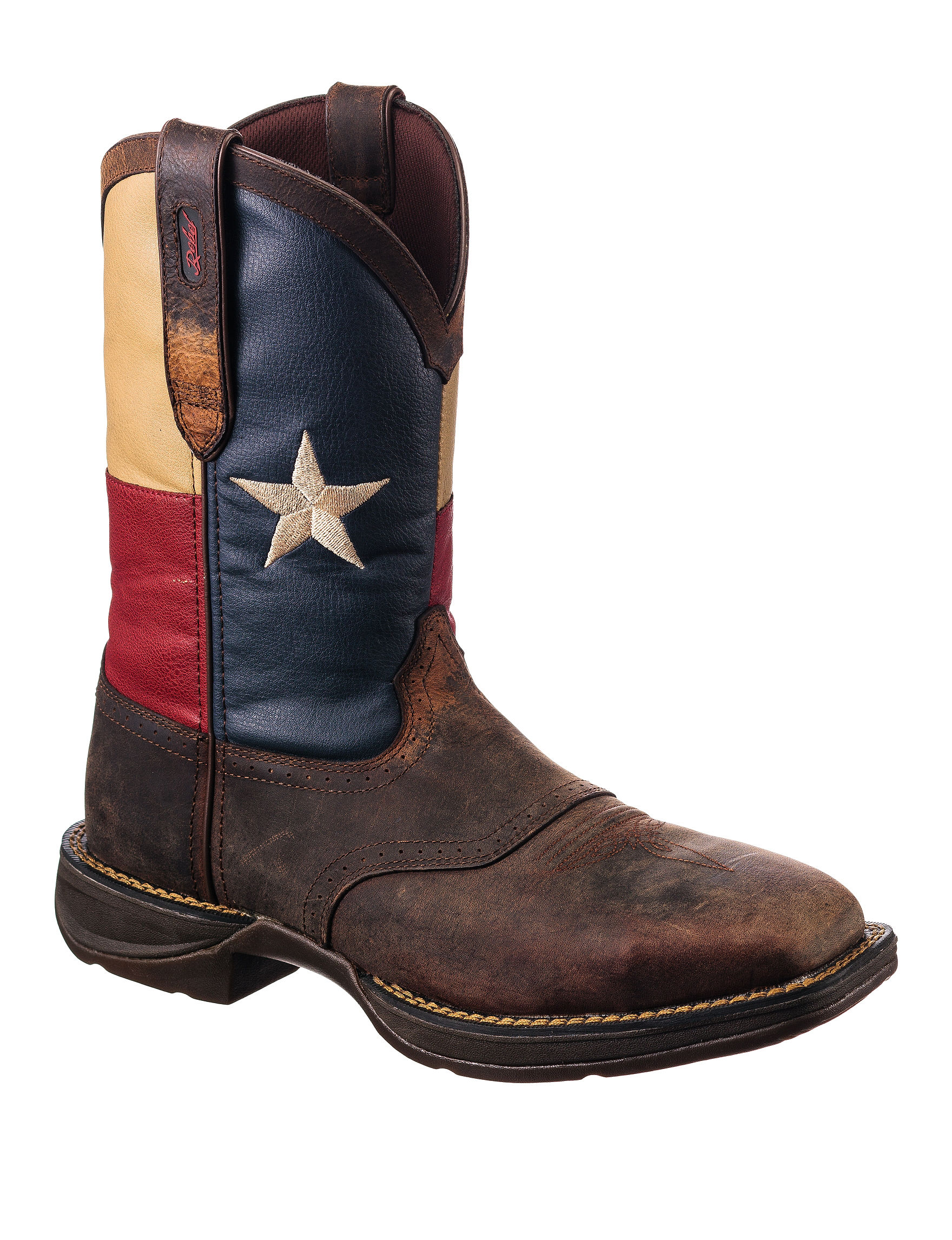 Durango Brown Western & Cowboy Boots