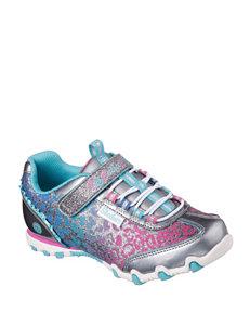 Skechers® Bella Ballerina Sparkle 'n Spin Shoes – Girls 11-3