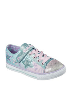 Skechers® Twinkle Toes Wishes Enchanter Shoes – Girls 11-3