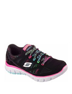 Skechers® S Flex Fashion Play Shoes – Girls 11-4
