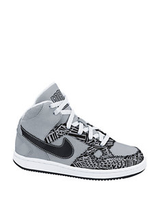 Nike Son of Force Mid Basketball Shoes – Boys 11-3