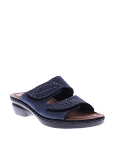 Flexus Aterie Slide Sandals – Ladies