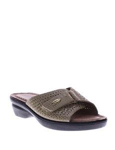 Flexus Carrie Slide Sandals – Ladies