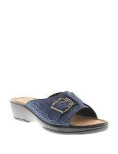 Flexus Edella Mule Sandals – Ladies