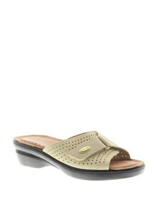 Flexus Kea Slide Sandals – Ladies