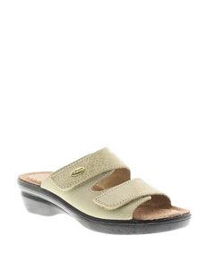 Flexus Quickstep Slide Sandals – Ladies