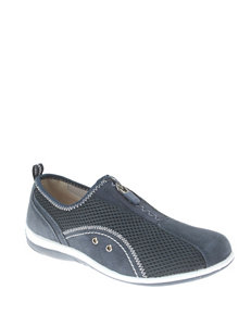 Spring Step Racer Wide Width Casual Shoes – Ladies