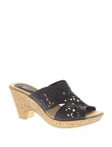 Spring Step Magnetism Mule Sandals