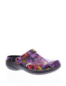Spring Step Purple