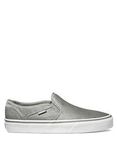 Vans Asher Slip-on Shoes – Ladies