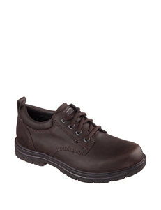 Skechers Segment Veloso Oxford Shoes