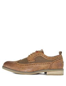 Unionbay® Broadmoor Wingtip Oxford Shoes – Men's
