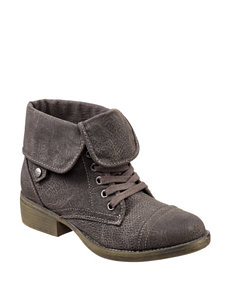 Rocket Dog Grey Ankle Boots & Booties