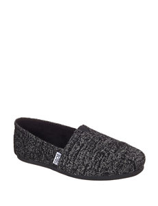 Skechers BOBS Plush Diamonds & Pearls Slip-on Shoes – Ladies