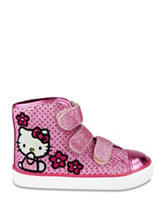 Hello Kitty Lil Samantha High-Top Shoes – Toddler Girls 5-10