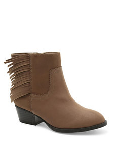 Union Bay Tan Ankle Boots & Booties