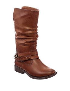 Rampage Karen Tall Boots – Girls 11-5