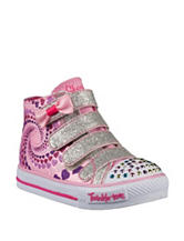 Skechers® Twinkle Toes Shuffles High-Top Shoes – Toddler Girls 5-10