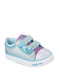 Skechers® Twinkle Toes Shuffles Shoes – Toddler Girls 5-10