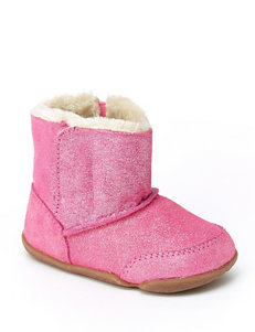 Carter's Pink Ankle Boots & Booties