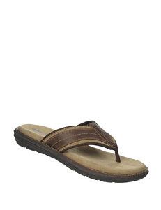 Dr. Scholl's® Kip Thong Sandals – Men's