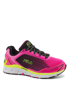 FILA Energistic Athletic Shoes – Girls 11-3