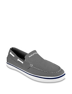 Nautica Doubloon Boat Shoes – Boys 11-5