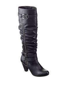 Rampage Black Winter Boots
