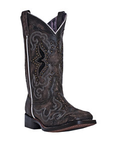 Laredo Cross Point Cowboy Boots