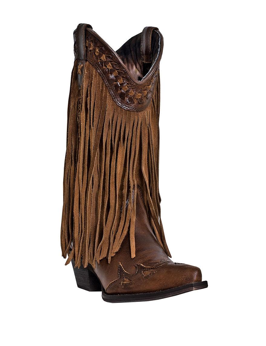 Dingo Brown Western & Cowboy Boots