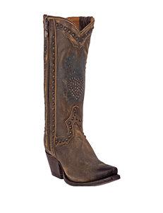 Dan Post Brown Western & Cowboy Boots
