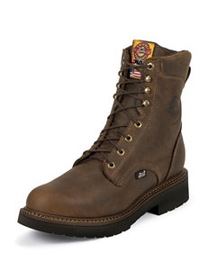Justin Bay J-Max Double Comfort Work Boots