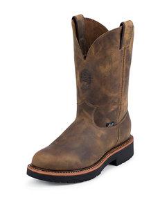Justin Boots Tan