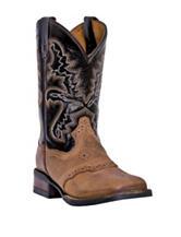 Dan Post Franklin Cowboy Boots – Kids 8-3